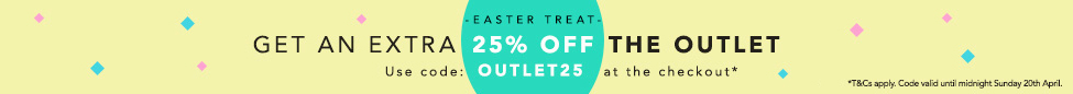 25% off The Outlet